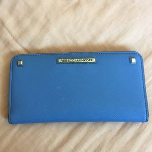 """Never Used Rebecca Minkoff """"Sophie"""" Snap Wallet"""